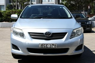 2008 Toyota Corolla ZRE152R Ascent Shimmer 4 Speed Automatic Sedan