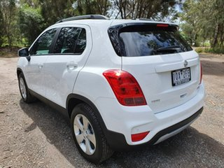 2019 Holden Trax TJ LS White Automatic Wagon