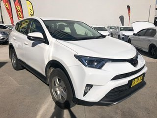 2018 Toyota RAV4 GX White Constant Variable Wagon