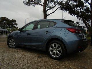 2014 Mazda 3 BM5478 Neo SKYACTIV-Drive Blue 6 Speed Sports Automatic Hatchback.