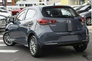 2020 Mazda 2 DJ2HAA G15 SKYACTIV-Drive Evolve Machine Grey 6 Speed Sports Automatic Hatchback.