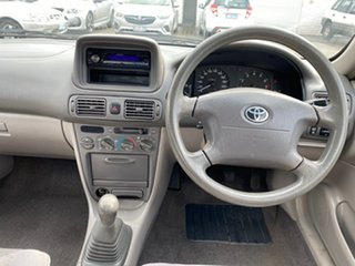 2000 Toyota Corolla AE112R Ascent Seca Blue 5 Speed Manual Liftback