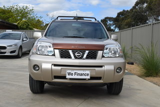 2004 Nissan X-Trail T30 II TI Gold 4 Speed Automatic Wagon.