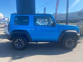2020 Suzuki Jimny Blue Automatic Hardtop.