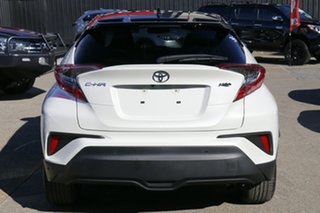 2018 Toyota C-HR NGX50R Koba S-CVT AWD Pearl 7 Speed Constant Variable Wagon