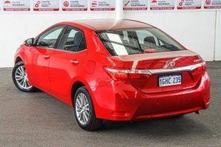 2016 Toyota Corolla ZRE172R SX Wildfire 7 Speed CVT Auto Sequential Sedan.