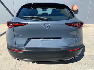 2020 Mazda CX-30 CX-30A G20 Evolve (FWD) Polymetal Grey 6 Speed Automatic Wagon