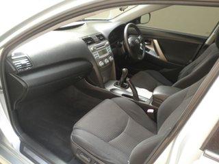 2006 Toyota Camry ACV40R Sportivo Silver Sky 5 Speed Manual Sedan