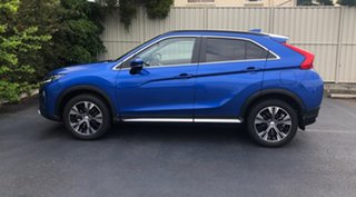 2019 Mitsubishi Eclipse Cross YA MY19 ES 2WD Blue 8 Speed Constant Variable Wagon