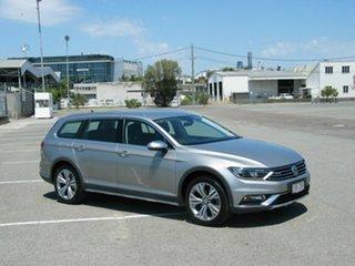 2016 Volkswagen Passat 3C MY16 Alltrack 140 TDI Silver 6 Speed Direct Shift Wagon.