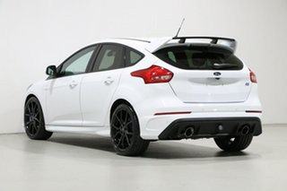 2016 Ford Focus LZ RS White 6 Speed Manual Hatchback