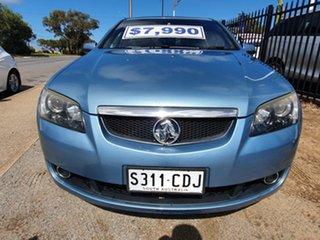 2008 Holden Calais VE MY08.5 Blue 5 Speed Sports Automatic Sedan.