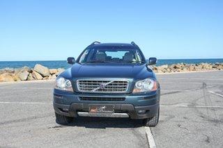 2006 Volvo XC90 P28 MY07 D5 Blue 6 Speed Sports Automatic Wagon.