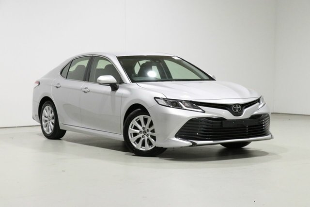 Used Toyota Camry ASV70R Ascent, 2019 Toyota Camry ASV70R Ascent Silver 6 Speed Automatic Sedan