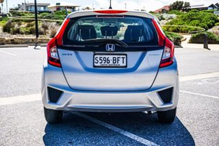 2015 Honda Jazz GF MY15 VTi Silver 5 Speed Manual Hatchback