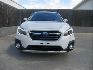 2018 Subaru Outback MY18 2.5i AWD White Continuous Variable Wagon.