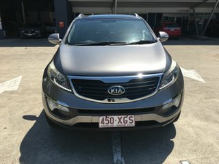 2013 Kia Sportage SL MY13 Platinum Grey 6 Speed Sports Automatic Wagon.