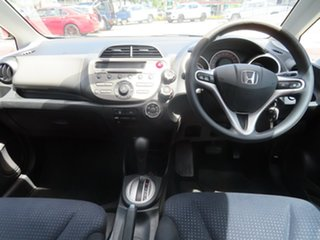 2010 Honda Jazz VTi Vibe Blue Automatic Hatchback