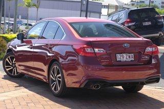 2020 Subaru Liberty B6 MY20 2.5i CVT AWD Crimson Red 6 Speed Constant Variable Sedan.