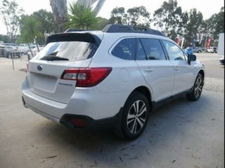 2018 Subaru Outback MY18 2.5i AWD White Continuous Variable Wagon