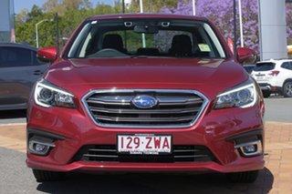2020 Subaru Liberty B6 MY20 2.5i CVT AWD Crimson Red 6 Speed Constant Variable Sedan
