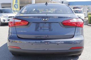 2015 Kia Cerato YD MY15 S Premium Planet Blue 6 Speed Sports Automatic Sedan
