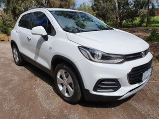 2019 Holden Trax TJ LS White Automatic Wagon.