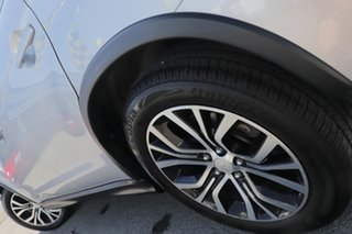 2015 Mitsubishi ASX XB MY15.5 LS Cool Silver 6 Speed Sports Automatic Wagon