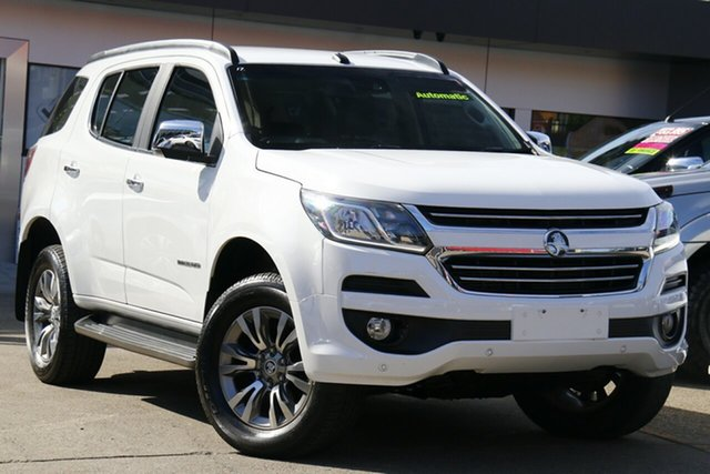 Used Holden Trailblazer RG MY17 LTZ (4x4), 2017 Holden Trailblazer RG MY17 LTZ (4x4) White 6 Speed Automatic Wagon