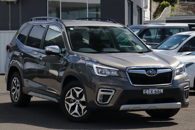 Demo Subaru Forester S5 MY20 Hybrid L CVT AWD, 2020 Subaru Forester S5 MY20 Hybrid L CVT AWD Sepia Bronze 7 Speed Constant Variable Wagon Hybrid