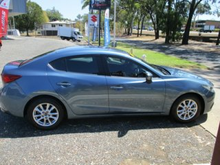 2014 Mazda 3 BM5476 Maxx SKYACTIV-MT Blue 6 Speed Manual Hatchback.