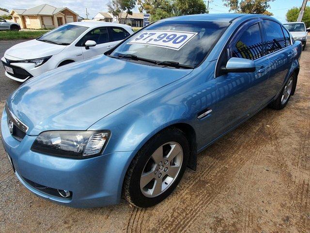 Used Holden Calais VE MY08.5 Morphett Vale, 2008 Holden Calais VE MY08.5 Blue 5 Speed Sports Automatic Sedan
