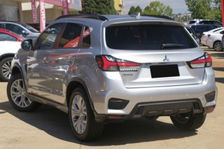 2020 Mitsubishi ASX XD MY21 LS 2WD Sterling Silver 1 Speed Constant Variable Wagon.