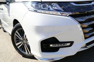 2018 Honda Odyssey RC MY19 VTi-L White Continuous Variable Wagon.