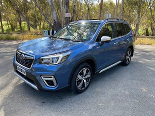 2020 Subaru Forester S5 MY20 Hybrid S CVT AWD Blue 7 Speed Constant Variable Wagon Hybrid
