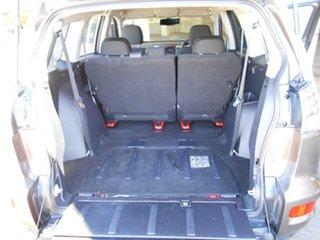 2010 Mitsubishi Outlander ZH MY10 LS Grey 6 Speed Constant Variable Wagon