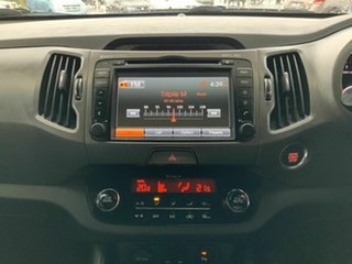 2014 Kia Sportage SL Series 2 MY14 Platinum (AWD) White 6 Speed Automatic Wagon