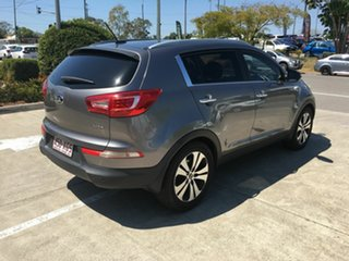 2013 Kia Sportage SL MY13 Platinum Grey 6 Speed Sports Automatic Wagon