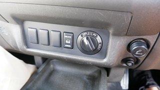 2005 Nissan Navara D40 ST-X Silver 6 Speed Manual Utility