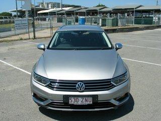 2016 Volkswagen Passat 3C MY16 Alltrack 140 TDI Silver 6 Speed Direct Shift Wagon