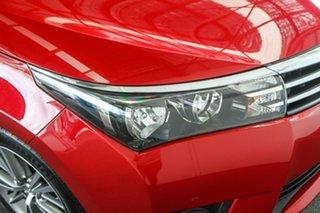 2016 Toyota Corolla ZRE172R SX Wildfire 7 Speed CVT Auto Sequential Sedan