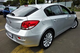 2016 Holden Cruze JH Series II MY16 Equipe Silver 6 Speed Sports Automatic Hatchback.