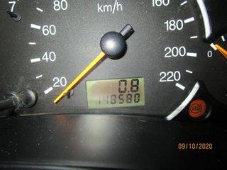 2002 Ford Focus LR LX Grey 5 Speed Manual Hatchback