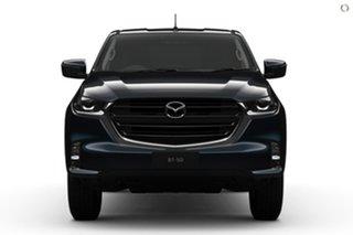 2020 Mazda BT-50 TFS40J XT Blue 6 Speed Manual Utility.
