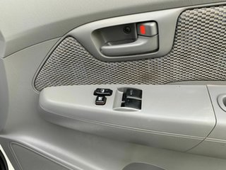 2005 Toyota Hilux KUN26 SR White 4 Speed Automatic Single Cab