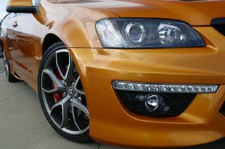 2009 Holden Special Vehicles Maloo E2 Series R8 Orange 6 Speed Manual Utility.