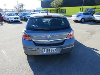 2007 Holden Astra AH MY07 CD Grey 4 Speed Automatic Hatchback