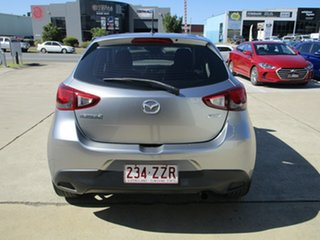 2014 Mazda 2 DJ2HA6 Neo SKYACTIV-MT Silver 6 Speed Manual Hatchback