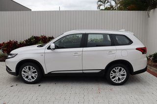 2020 Mitsubishi Outlander ZL MY21 ES 2WD Starlight 6 Speed Constant Variable Wagon