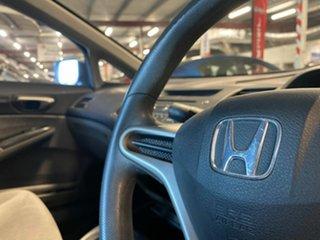 2009 Honda Civic 8th Gen MY09 VTi Metallic Grey 5 Speed Automatic Sedan